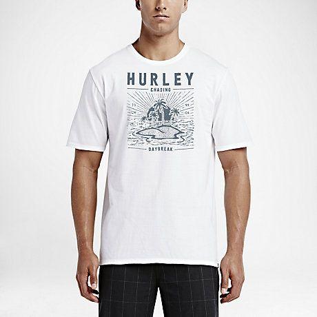 Hurley Dawn Patrol Premium  TShirt