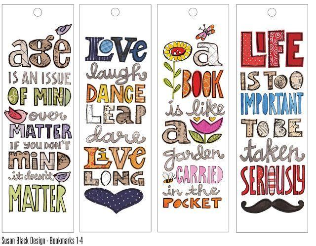 Beautiful Bookmark Design Ideas Pictures - Interior Design Ideas ...
