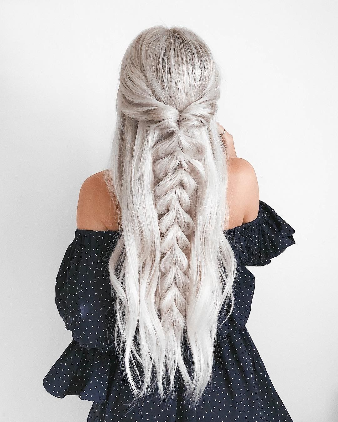 pinterest: thequeensamm ⭐ | hair & makeup in 2019 | long