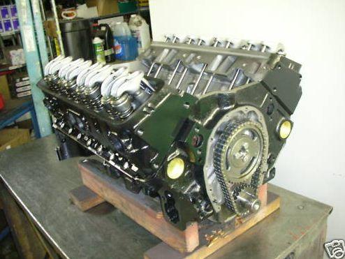 CHEVY 383 420HP 430FTLBS STROKER MARINE ENGINE 350 305