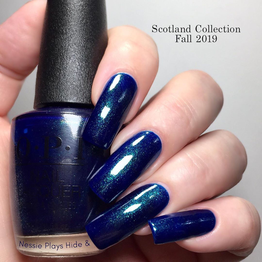 opi nessie plays hide sea k jelly nails nails opi nail colors jelly nails nails opi nail colors
