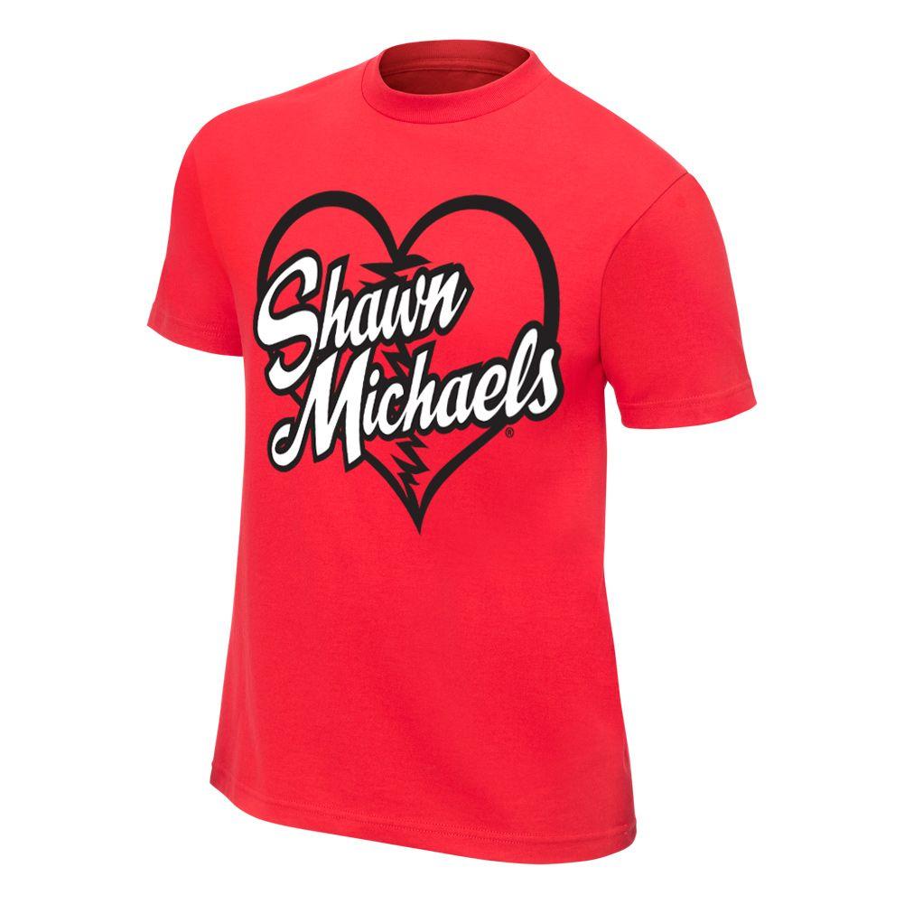 HBK http://shop.wwe.com/Shawn-Michaels-%22Heartbreak-Kid%22-Legends-T-Shirt/01218,default,pd.html