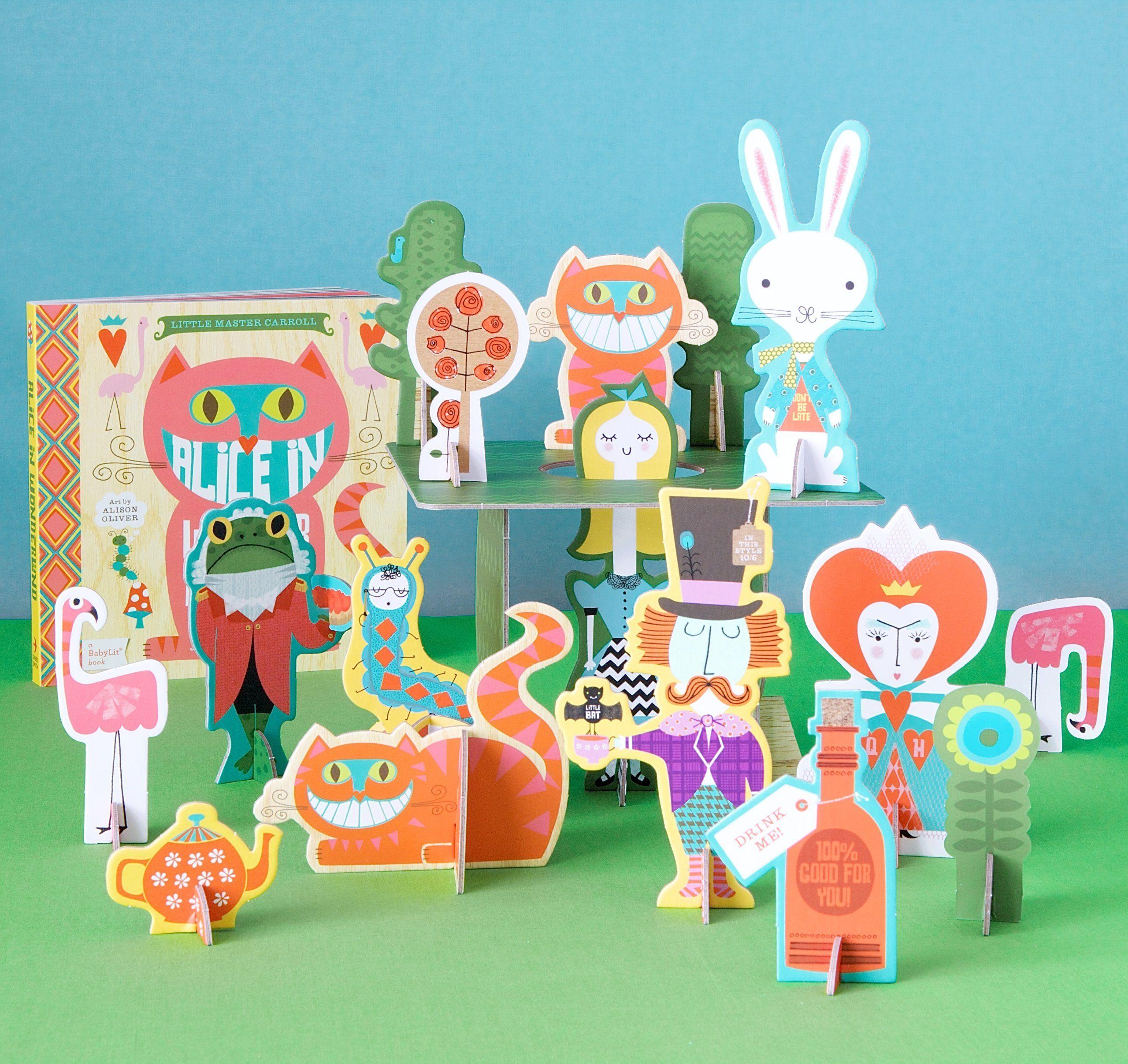Babylit cutouts brilliant