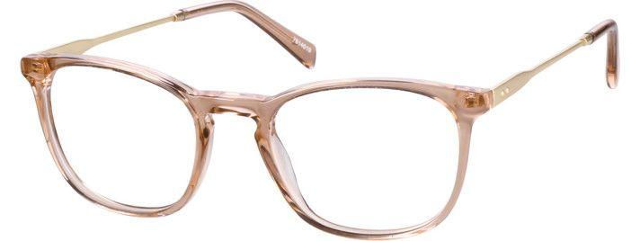 9c3068af477d Brown Square Glasses  7814019