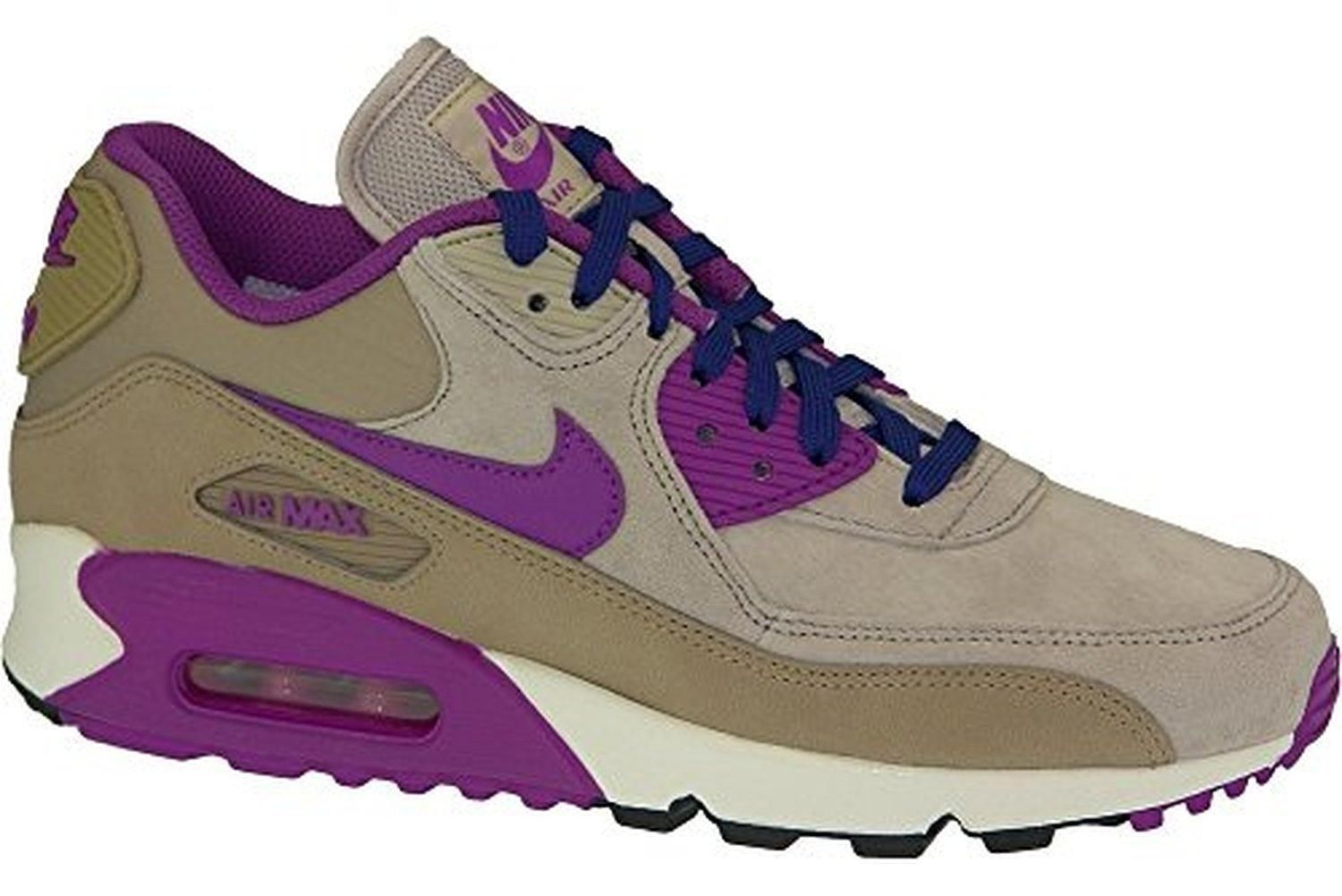 Nike Air Max 90 Lth Wmns 768887-200 Womens Shoes Size: 6.5 Us ...