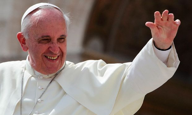 Pope Francis tells atheists to abide by their own consciences