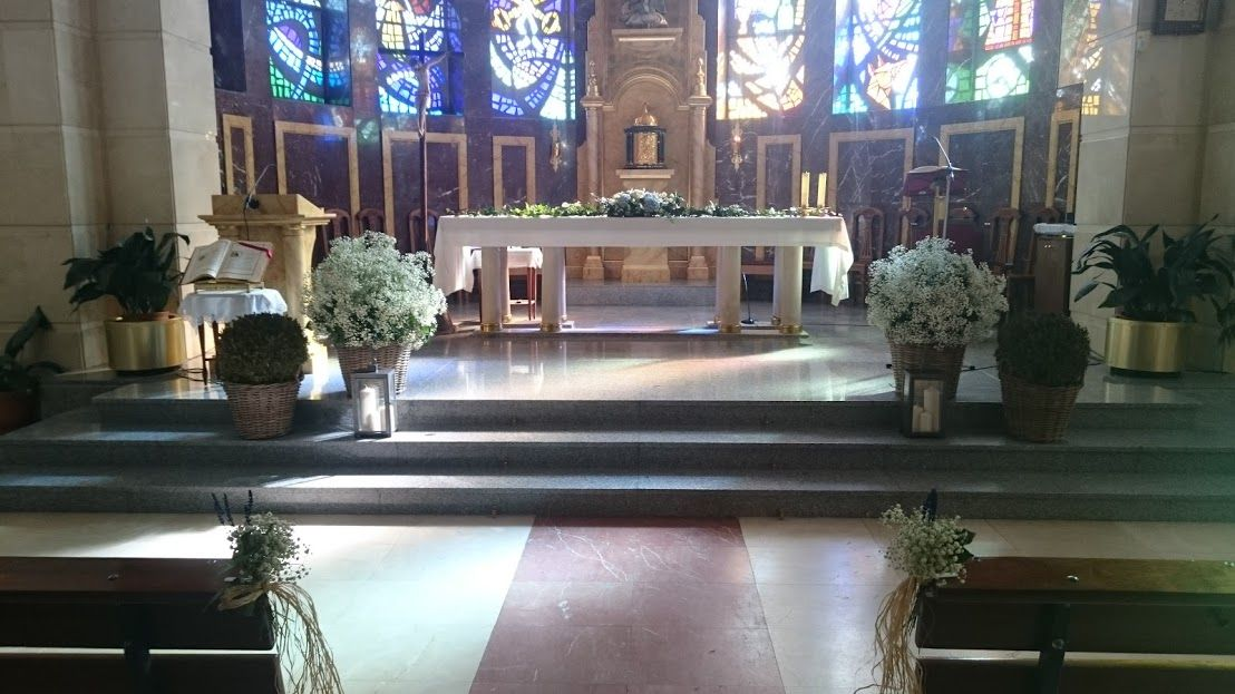Iglesia de Alpedrete