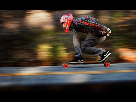 Go Longboard (2011 + 2012).  Keep focused on the next turn while loving every second of the present. Always remember; the best is yet to come.  Go travel, go ride, go longboarding.  More at: http://www.originalskateboards.com