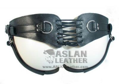 Minx Upgrade Licorice Jaguar Strap On Aslan Leather Ideally W