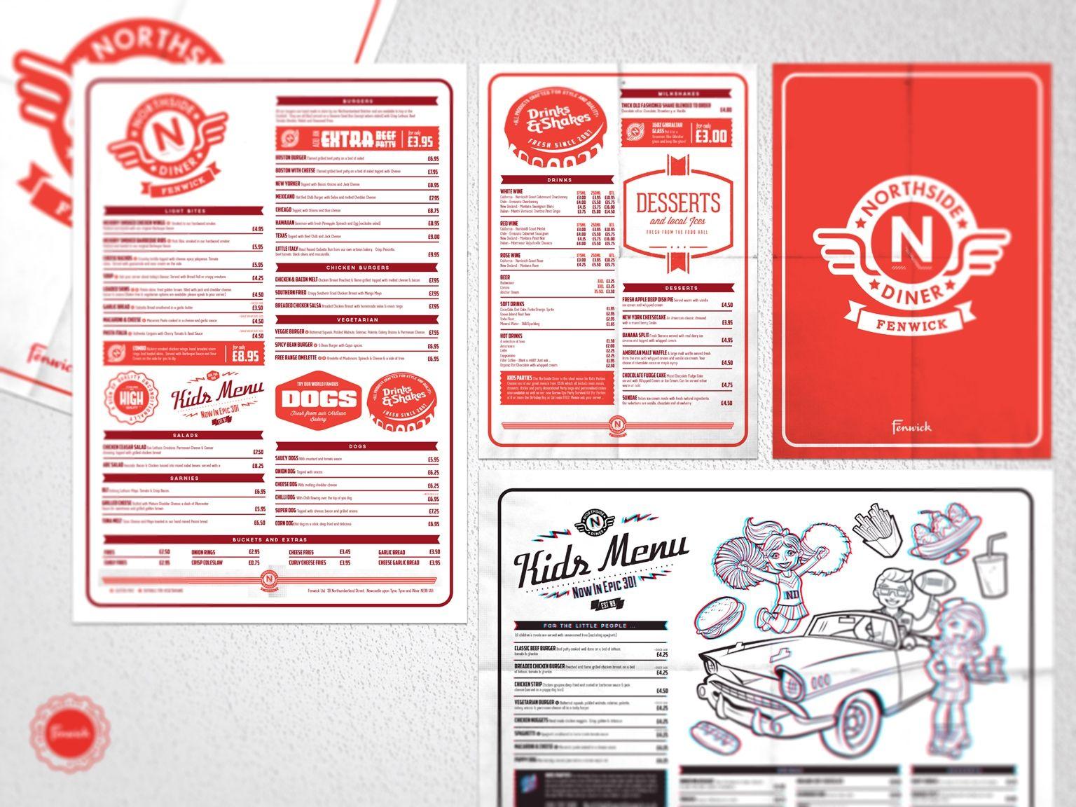 image result for fun menu designs menu design pinterest