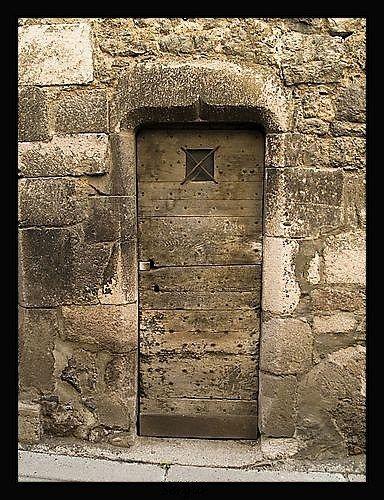 Portes anciennes doors pinterest portes anciennes portes et ancien - Fermeture de porte ancienne ...