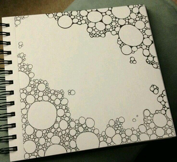 Titel Gravel Doodle Year 2014 Artist Heidi Denney Eintou Perfect Way To Start Practiging A Drawing