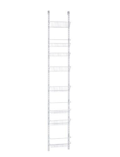 Closetmaid 1231 Adjustable 8 Tier Wall And Door Rack 12 Https Www Amazon Com Dp B00cc2jpxw Ref Cm Sw R Pi Dp X Door Rack Closetmaid Pantry Door Storage