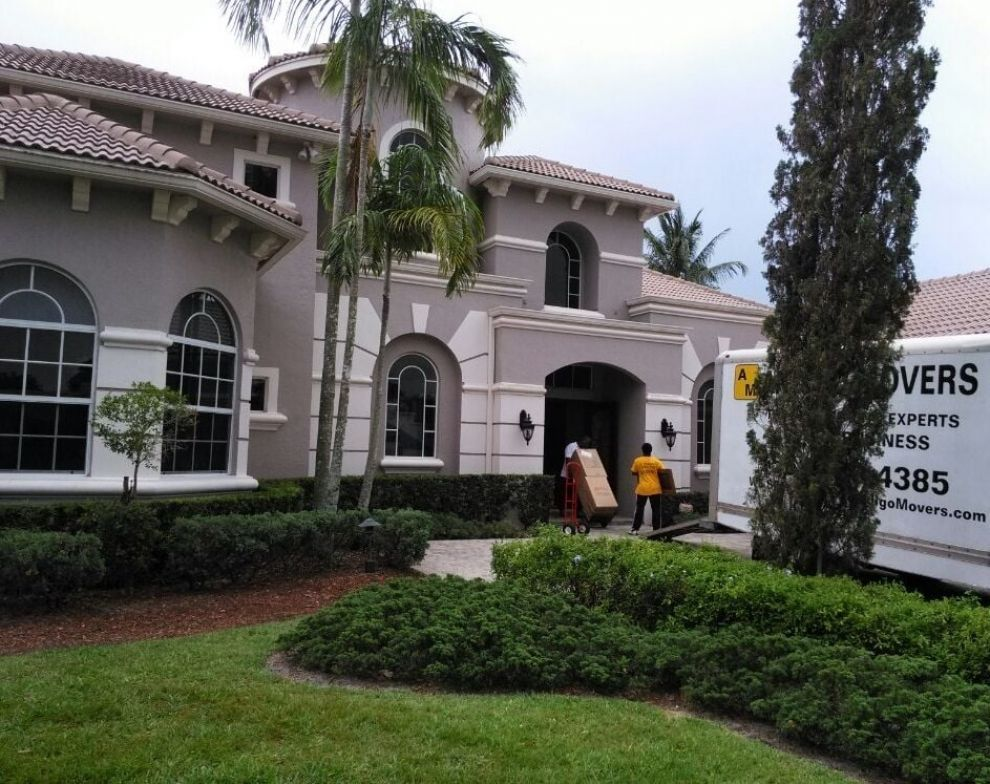Movers In West Palm Beach West Palm Beach Palm Beach County