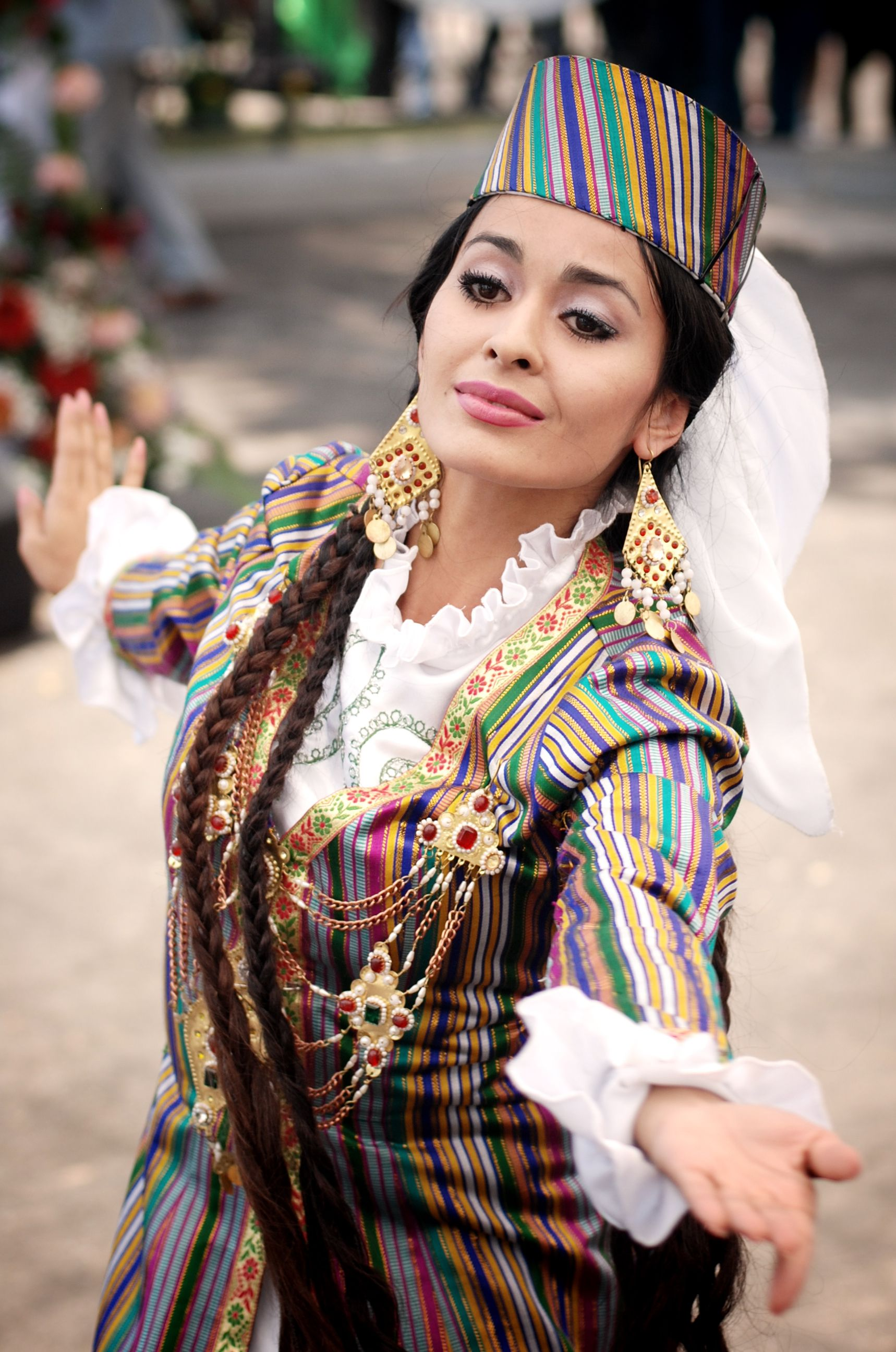 Central Asian Dance 4
