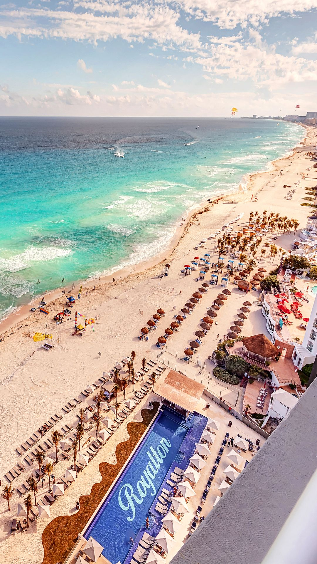 Cancun Vacations  Royalton Suites Cancun Resort and Spa