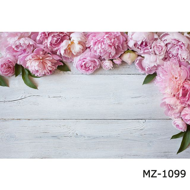 Wood Board Backdrop Blossom Flower On Vintage White Wood Old Barn Plank Photocall Photophone Rural Background Photo Booth Studio Review Old Barn