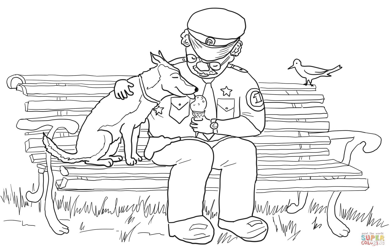 worksheet Officer Buckle And Gloria Worksheets officer buckle feeding ice cream to gloria the dog at park explore and more