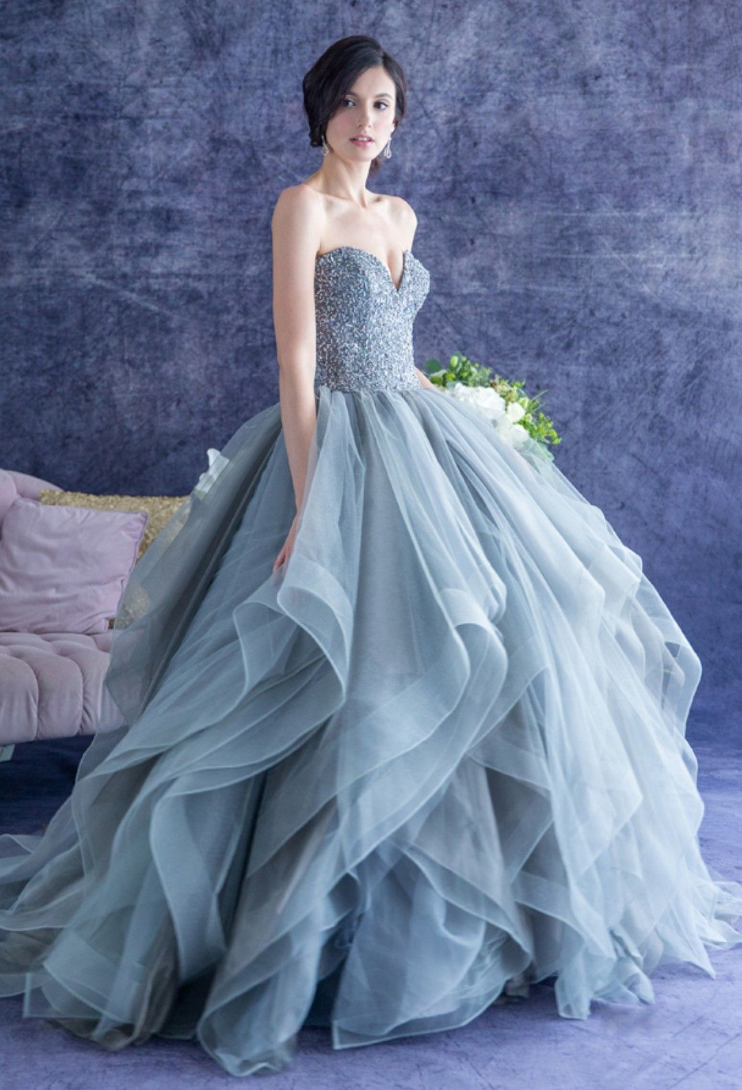Pin by gienesa moreira on prom pinterest grey weddings dress