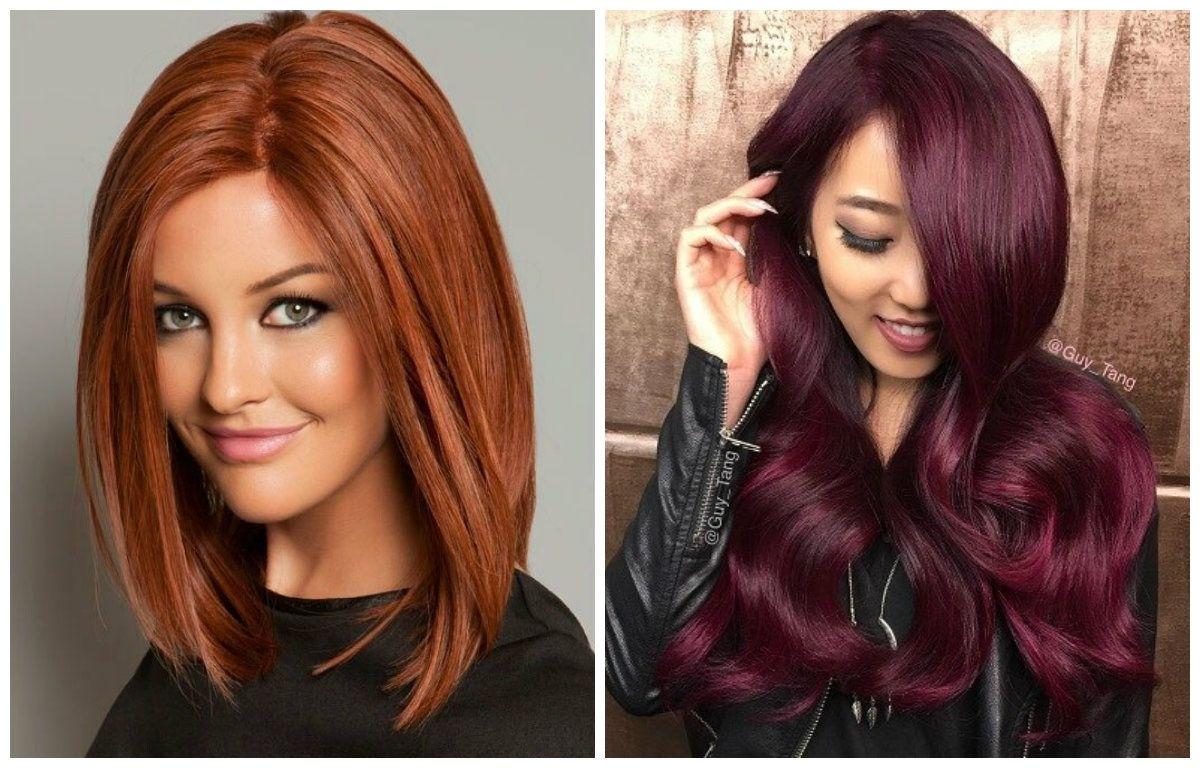 Red Hair Color For Warm Skin Tones Best Black Natural Check
