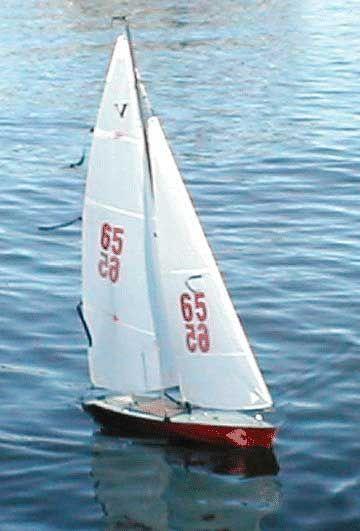 Victoria radio controlled sailboat | 103020 RC Sailboats | Sailboats