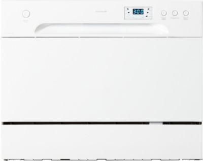 mini lave vaisselle essentielb elvc 491b | lave-vaisselle