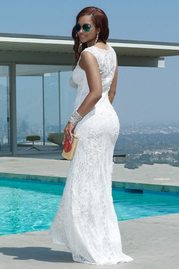 casual bridesmaid dresses for beach wedding - best wedding dress for ...