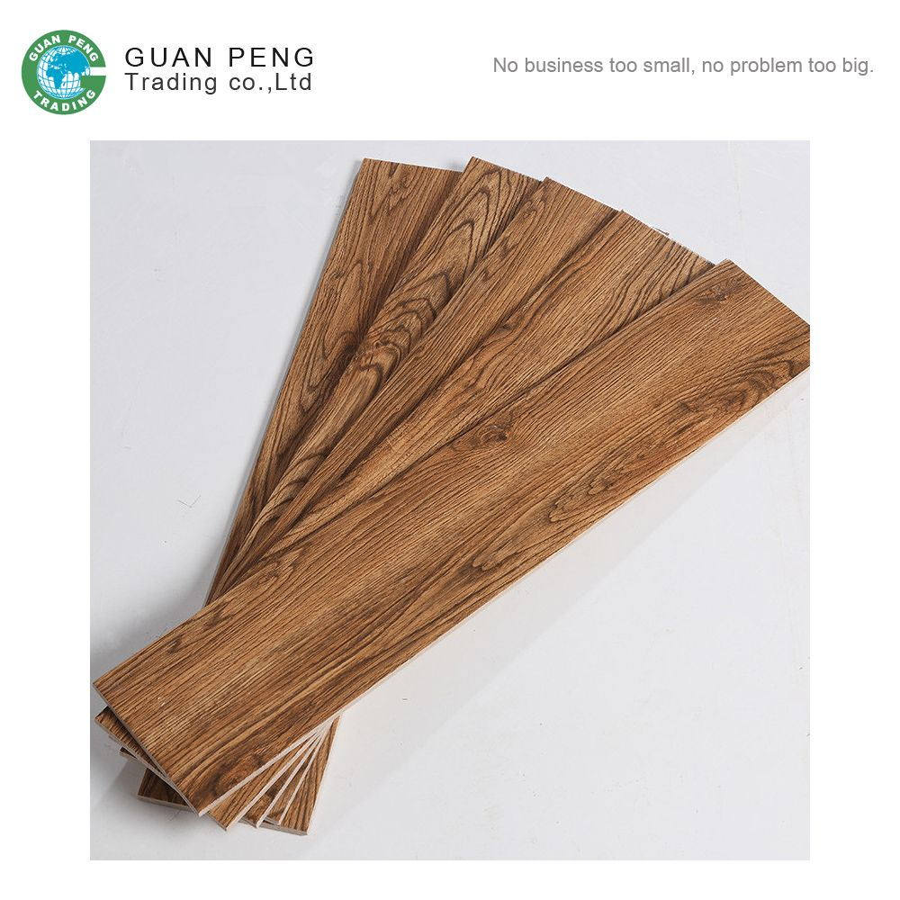 Heat Insulation Rustic Discontinued Wood Look Porcelain Ceramic