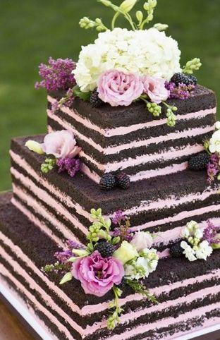 naked cakes -le regole da seguire