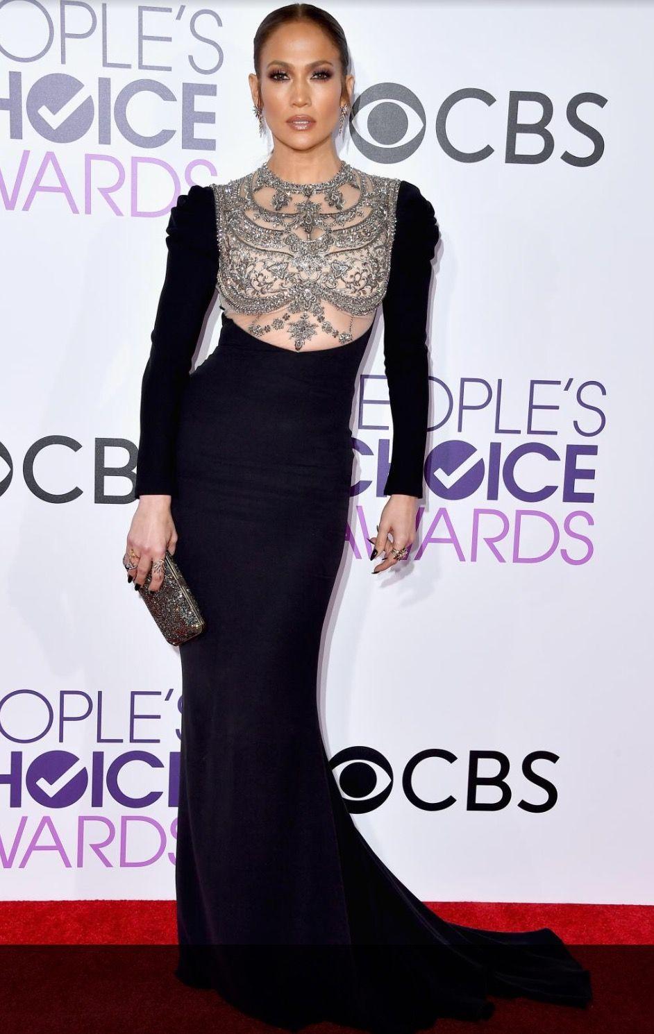 JLo 2017 Peoples Choice Awards Nice dresses
