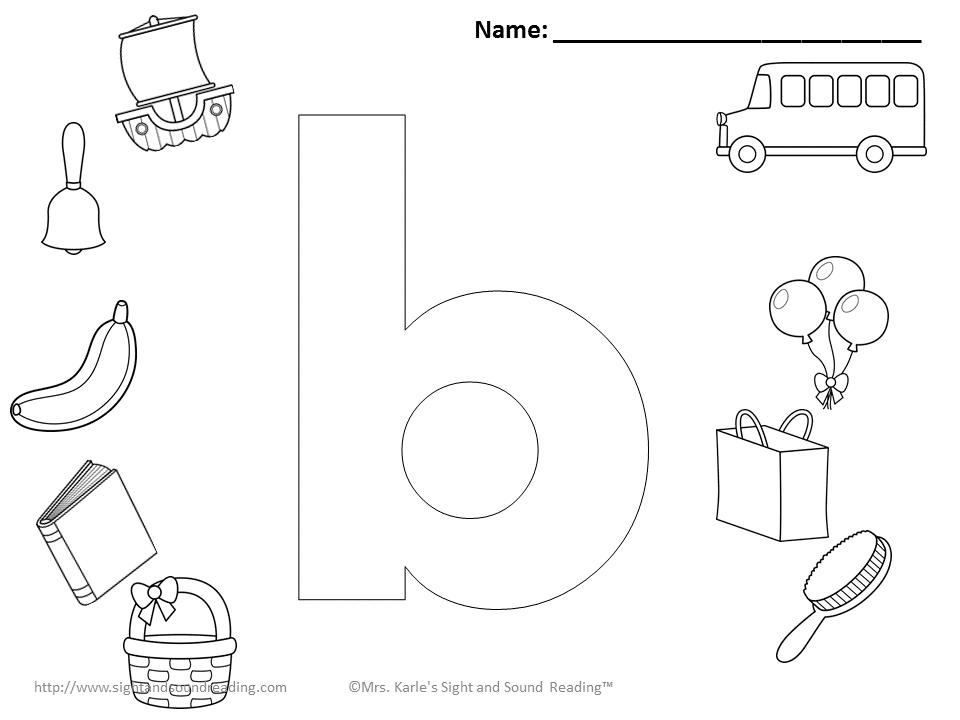 Letter B Coloring Pages Letter B Coloring Pages Coloring Pages Letter B