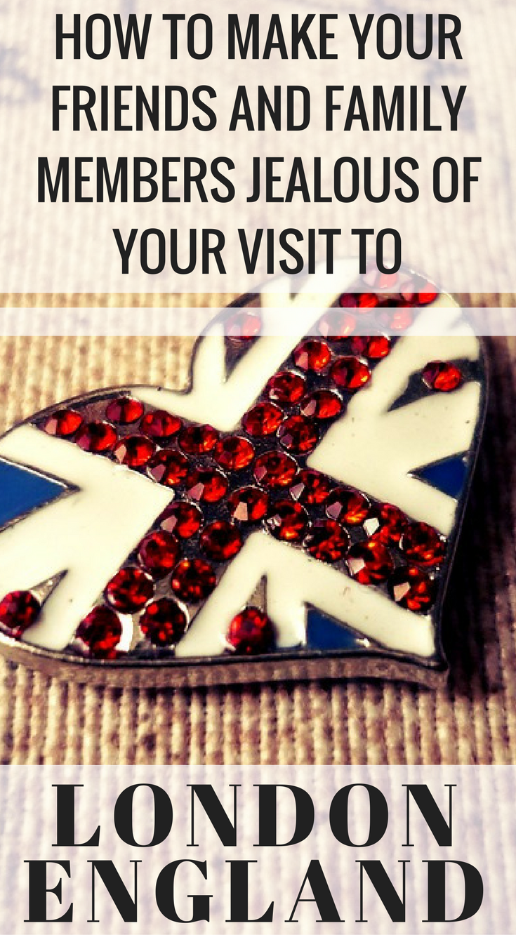 3 Days in London Itinerary: The Only One You Need | group board