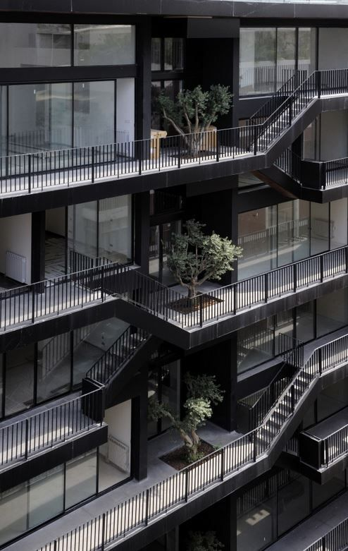 Plot 183 bernard khoury architects architektur for Raumgestaltung innenarchitektur studium