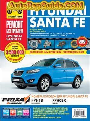 download free hyundai santa fe 2006 fl 2010 repair manual image rh pinterest com 2006 hyundai santa fe repair manual pdf Hyundai Santa Fe 4WD