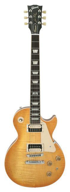 Gibson Les Paul Classic 2014 Lemon Burst