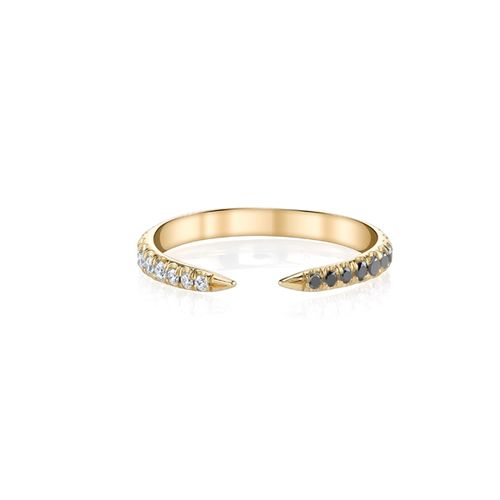 Othello Tapered Ring By Lizzie Mandler Fine Jewelry