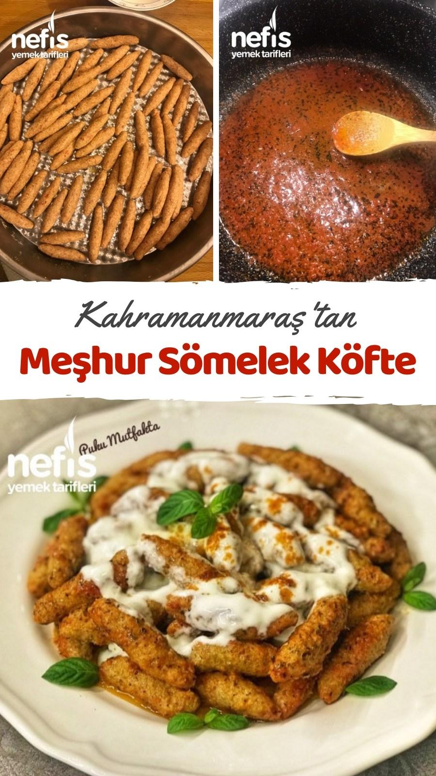 Photo of Famous Sömelek meatballs from Kahramanmaraş – delicious meal recipes