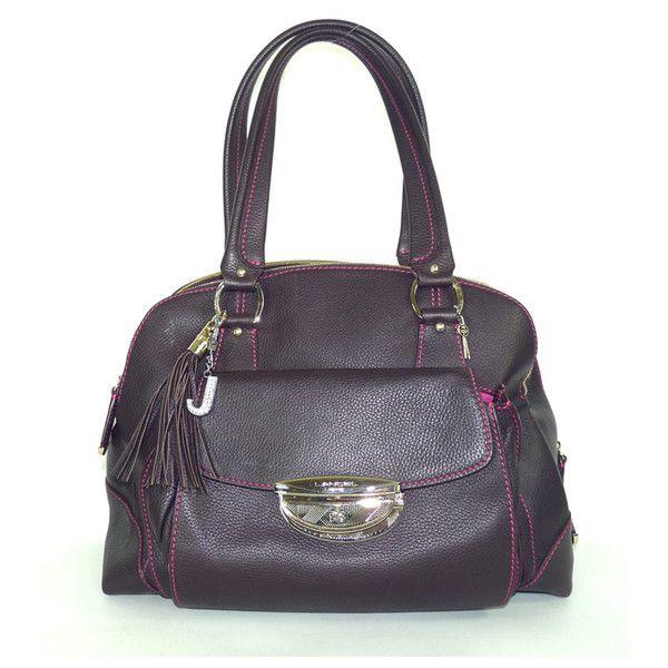 512c4df41875 sac a main adjani en cuir marron depot vente de luxe tendance shopping    TendanceShopping.