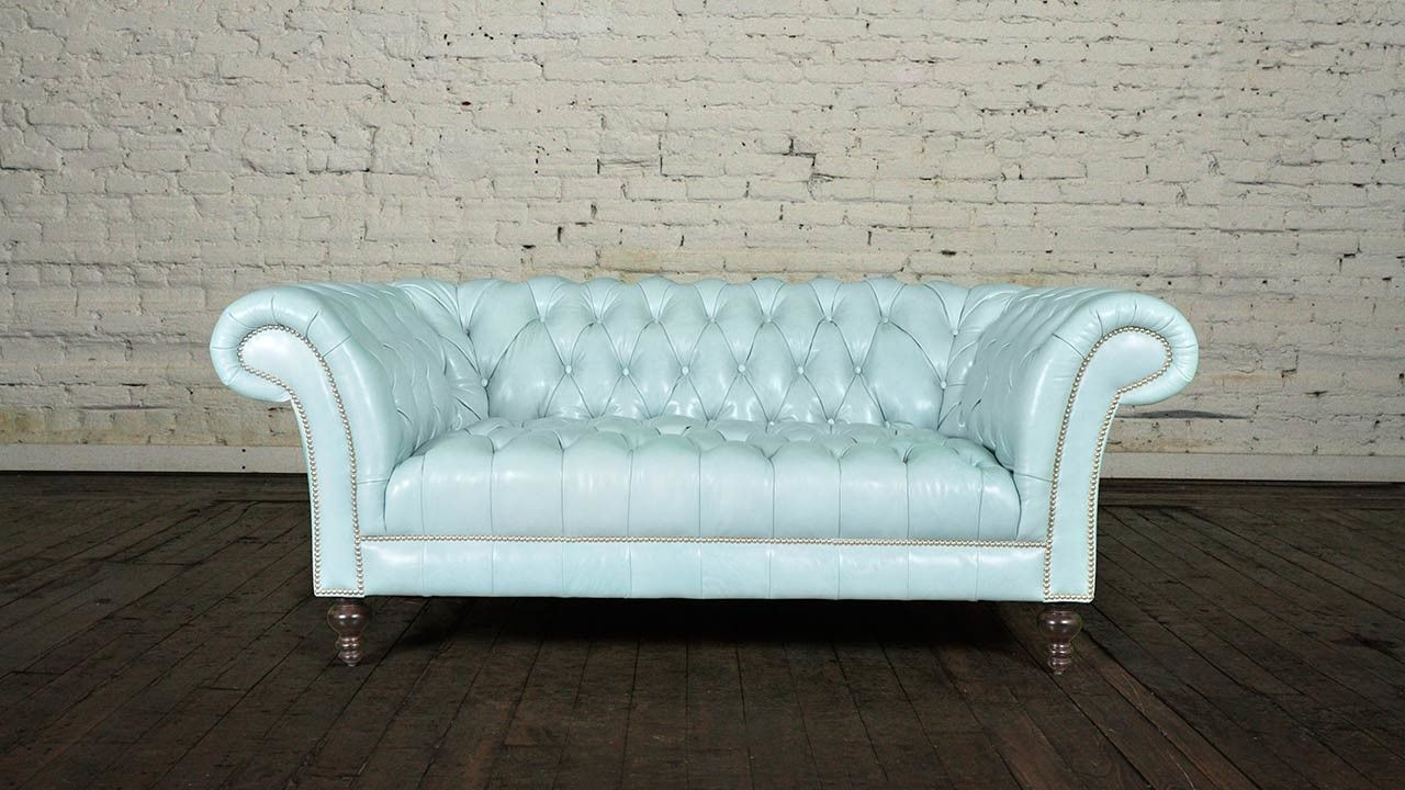 English Chesterfield Leather Cococohome Chesterfield Pinterest
