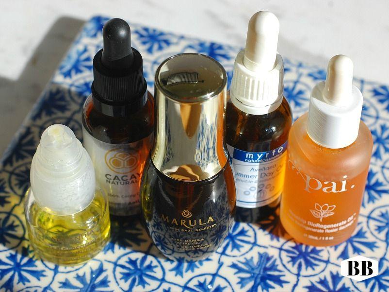 Anti-Aging GESICHTSÖL: TOP 5 natürliche Öle gegen Falten..