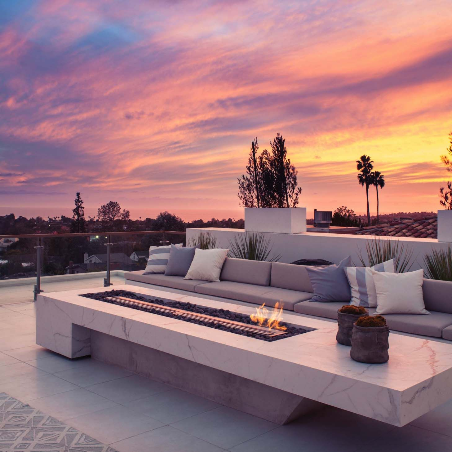 28 Brillante und inspirierende Designideen auf der Dachterrasse - Besten Haus Dekoration #terracedesign