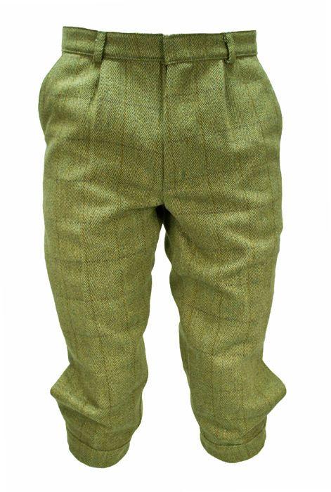 WWK Mens Kids Derby Tweed Flat Cap Country Walking Casual Green Teflon Coated