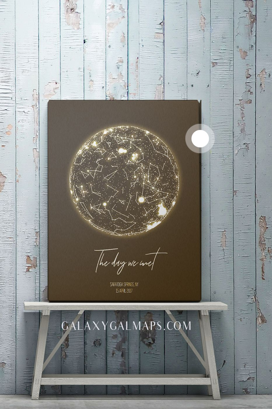 personal star map by date and location romantic gifts for her