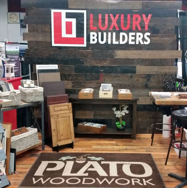 Wood Trade Show Booth - Google Search