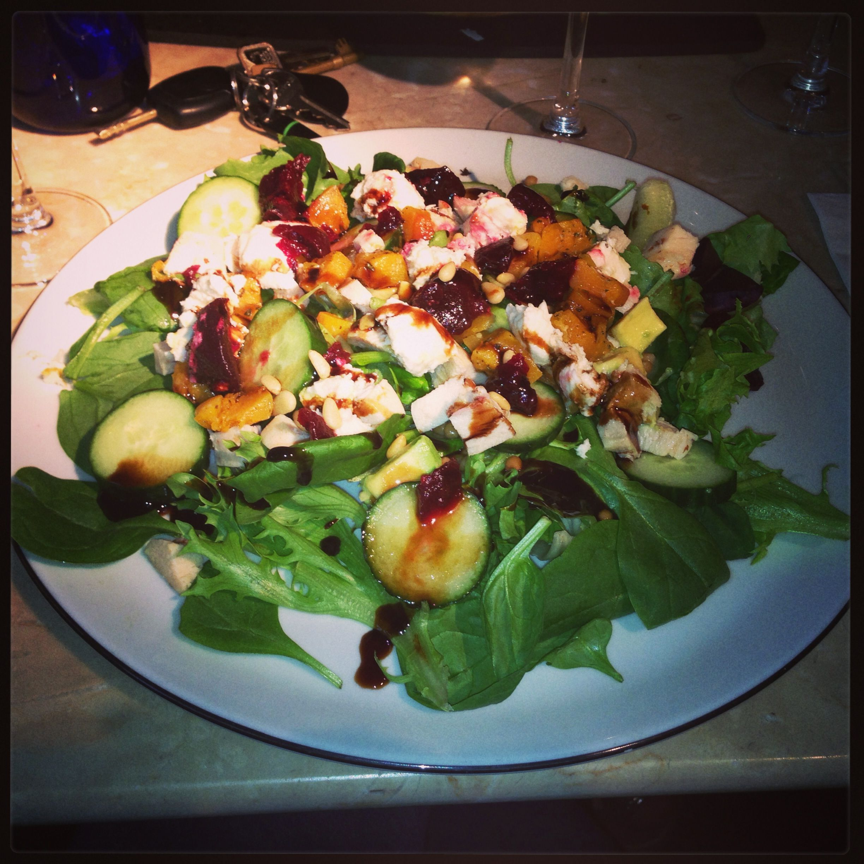 Pizza Express Leggera Superfood Salad Superfood Salad Salad Superfood
