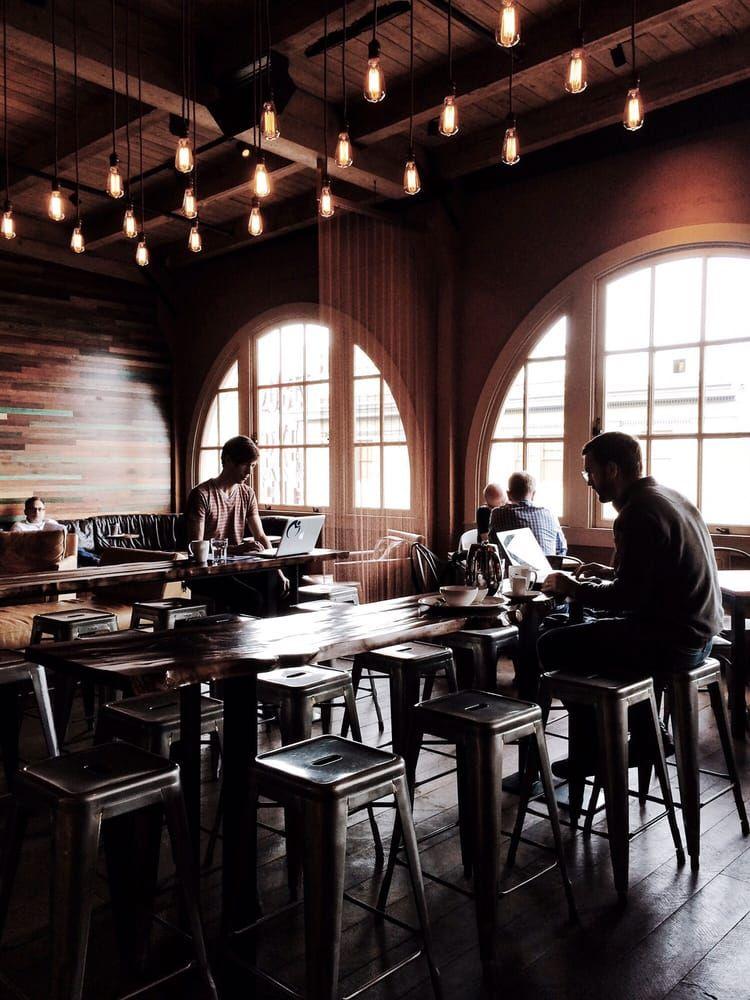 Storyville Coffee Company. Beautiful view. Beautiful