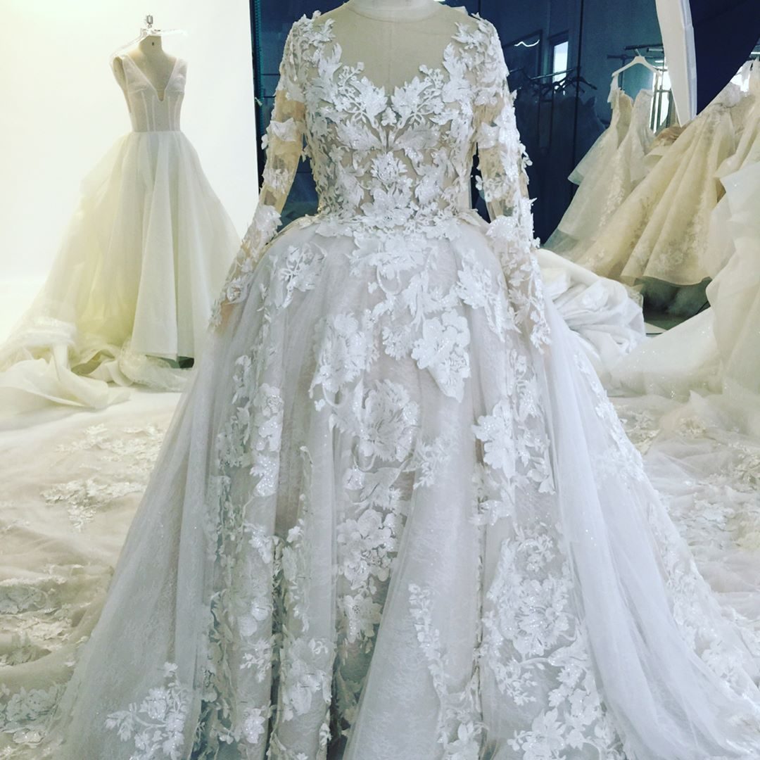 One of our favorite designs! #bridal dress #amazing wedding dress ...