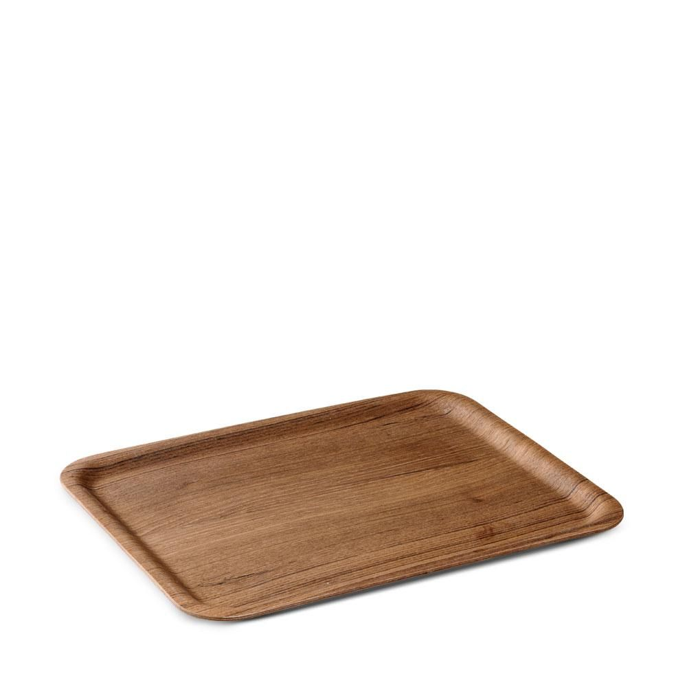 Anti-Slip Serving Tray preventing things from Moving Modern Design