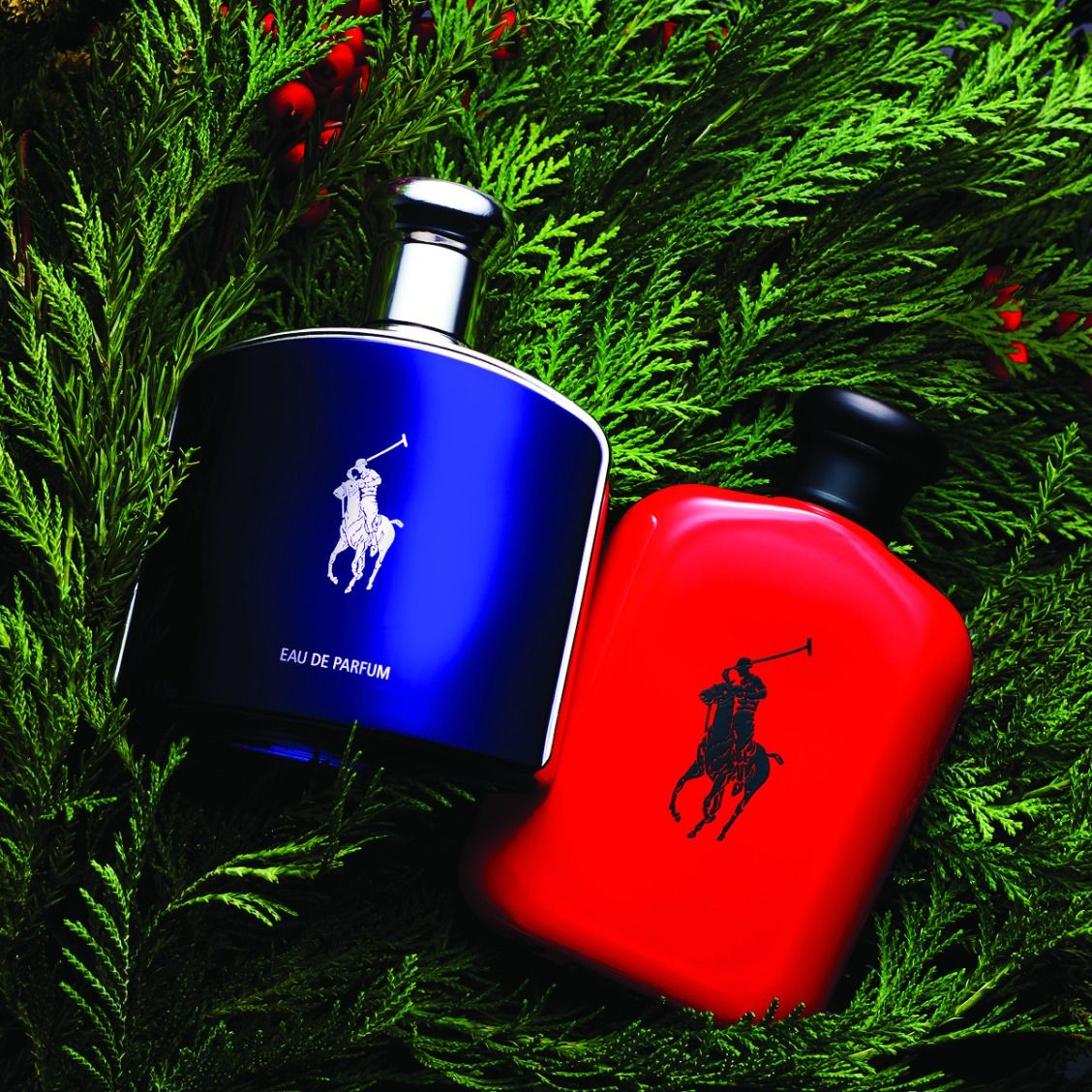 Wish list  Polo Blue Eau de Parfum and Polo Red are great for giving this  holiday season. f81c9734560