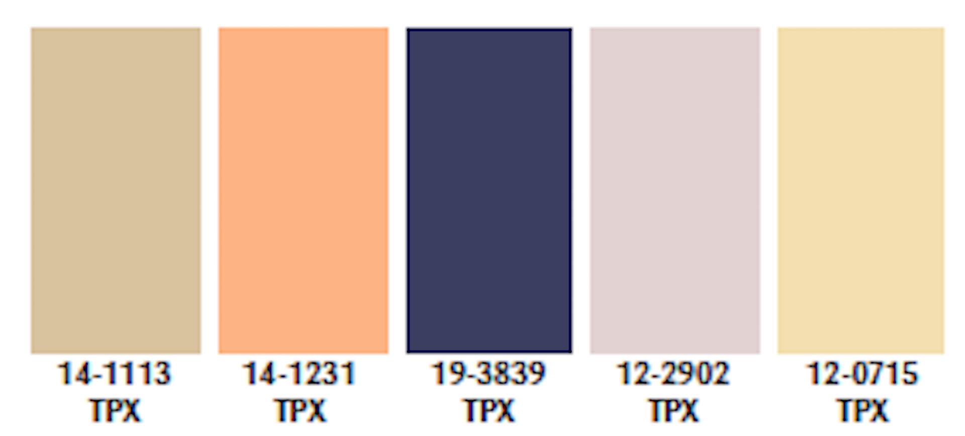 Color Palette Spring Summer 2021 Color Trends Fashion Summer Color Palette Spring Color Palette